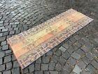 Runner rug, Handmade wool rug, Bohemian vintage rug, Carpet | 2,1 x 5,7 ft