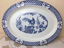 "Wood & Sons Yuan Serving Platter 14"" x 11"""