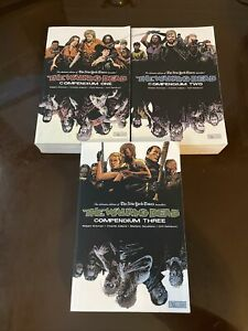 The Walking Dead Compendium 1 2 3 (Very Good Condition)