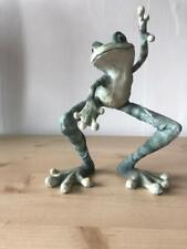 """Country Artists A Breed Apart Frog Excellent Condition 8"""" tall"""
