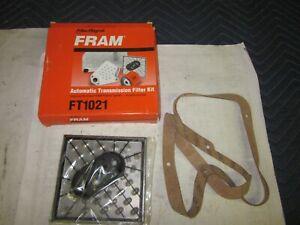 NOS 1969-86 Chevy Buick Oldsmobile Pontiac Turbo 350 Filter Kit Fram FT1021
