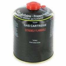 Highlander Camping Isobutane Propane Mix Gas Fuel Cartridge Canister 450g Stove