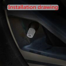 10Pcs/Set Plastic Gray Tire Valve Stem Caps TPMS Tire Cap with Gasket Universal