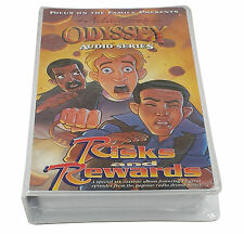 Adventures In Odyssey # 24 | 6 Cassette Tapes New Sealed Bible Stories