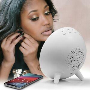 Aduro U-Reflect Touch LED Girls Vanity Mirror with Bluetooth Speaker Alexa