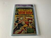 TALES OF SUSPENSE 58 CGC 7.0 2ND KRAVEN CAPTAIN AMERICA VS IRON MAN MARVEL COMIC