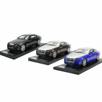Limited 1:18 Rolls Royce 2015 ROLLS WRAITH Resin Car Model Collection Gift CARS