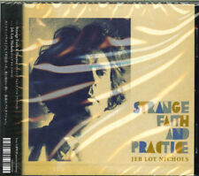 JEB LOY NICHOLS-STRANGE FAITH & PRACTICE-JAPAN CD D73