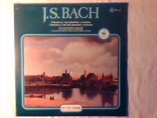 RUDOLF BARSHAI SVIATOSLAV RICHTER Bach: concerti per pianoforte n. 1 -2 lp NUOVO