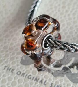 Genuine Elfbeads 925 sterling silver core bead fits Trollbeads bracelet