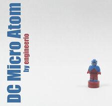 LEGO Custom - Atom Micro - DC Super heroes mini figure painted batman