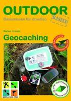 Geocaching I - Buch Gründel Anleitung Anfänger Grundlagen Geschenk Starter Set