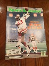 Sports Illustrated February 1, 1982 Super Bowl XVI The 49ers Hit Pay Dirt