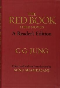 The Red Book Liber Novus English Reader's Edition by Carl Gustav Jung