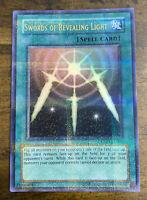 Yu-Gi-Oh Parallel Rare Swords Of Revealing Light HL04-EN002 NM