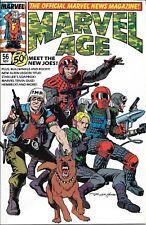 Marvel Comics -- Marvel Age #56 -- New GI Joes