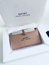Marc Jacobs DAISY Taschenspiegel / Kartenetui- Glitzer - NEU inkl. Geschenkbox