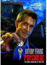 Psycho III [Collector's Edition] (2013, REGION 1 DVD New)