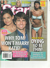 KATIE HOLMES TOM CRUISE RICHIE ANISTON DUNST BEYONCE BERRY FARRAH ANDREA ROTH