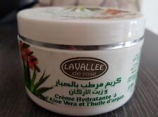 ASSORBI Crema per la cura con argan e aloe vera dal Marocco 200g.