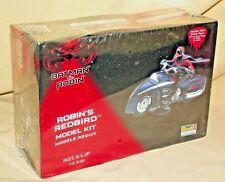 BATMAN ROBIN REDBIRD MODEL KIT REVELL MONOGRAM MOTORCYCLE NEW 1997 FIGURE 1:12.