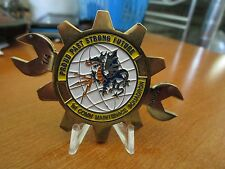 United States Air Force 1st Comm Maintenance Squadron Challenge Coin #2347
