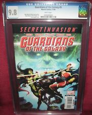 GUARDIANS OF THE GALAXY #5 MARVEL COMICS 2008 2nd series - CGC 9.8