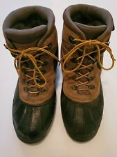 Mens Columbia Cascadian Winter Boots Size 11 BM1160-250