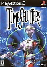 TimeSplitters (Sony PlayStation 2, 2000)