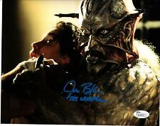 Jonathan Breck Signed 8x10 Photo Jeepers Creepers JSA COA Z2