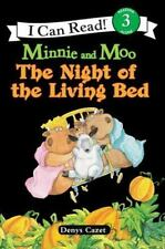 I Can Read Level 3: Minnie and Moo - The Night of the Living Bed, Free Shipping