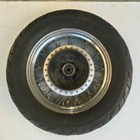 Rear  wheel rim tyre disc Honda VT750 VT 750 Shadow 2008
