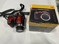 Kodak Pixpro AZ401 Red- EXC