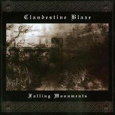 Clandestine Blaze - Falling Monuments CD