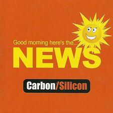 "7""  CARBON / SILICON The News  MINT MICK JONES THE CLASH TONY JAMES GENERATION X"