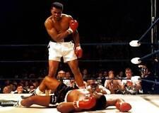 Muhammad Ali vs Sonny Liston A3 Poster S659