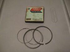 NOS Yamaha OEM Piston Ring Set 0.75 1970 RT 1 RT1 275-11601-30