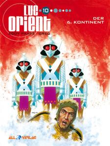 Luc Orient 1 - 10 NEUWARE Comic All Verlag Auswahl