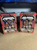 Lot of 2 FANATICS EXCLUSIVE Panini Prizm NBA Blaster Box 2020-21 🔥 SEALED