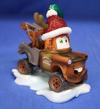 Tow Mater w/ Reindeer Hat Disney Parks Pixar Cars Christmas Ornament 2011