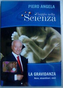V2068-Piero Angela_La gravidanza. Nove, straordinari, mesi (DVD)