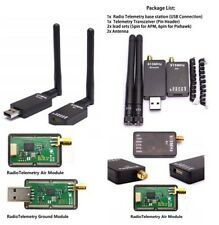 3DR Radio Telemetry Kit 915Mhz 100Mw Air Ground Module Flight Controller NEW