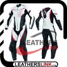 Motorcycle Motorbike Racing Biker Leather Ladies Suit MST-005(USA 12,14,16)