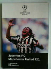 Champions League Final Football League Fixture Programmes