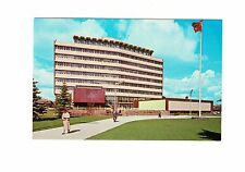 1960'S POSTCARD, CITY HALL, EDMONTON, ALBERTA,  22-PC84*