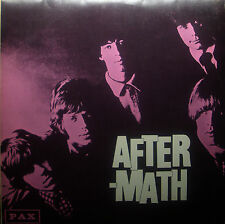 LP THE ROLLING STONES - aftermath, Pax Israel-Press