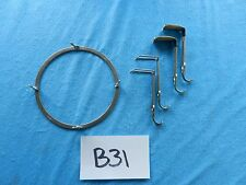 V. Mueller Surgical Abdominal Ring Retractor Set