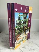 Conocimiento Y Técnicas Restaurante Bpi 2Tomes 2003