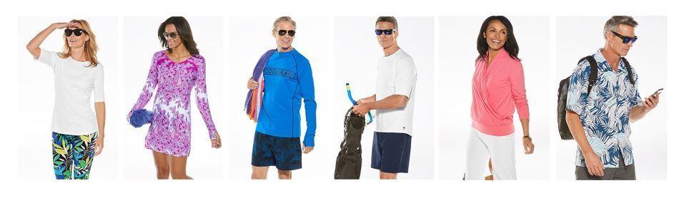 Coolibar Sun Protective Clothing