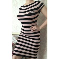 Wheels & Dollbaby Dita Black Pink Dress Stop Staring Pin Up 50s Clothing 8 10